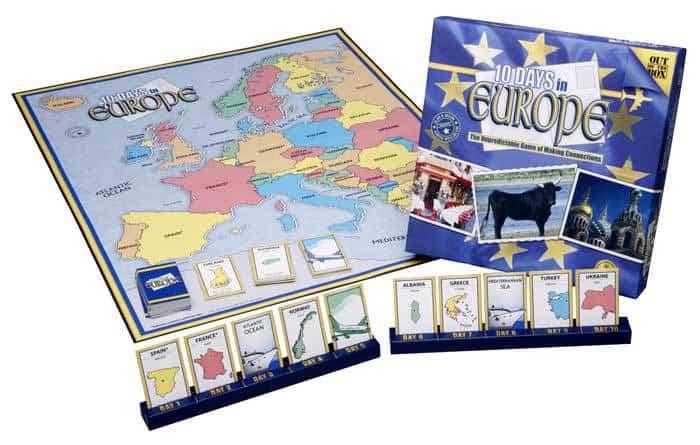 10 Days Europe
