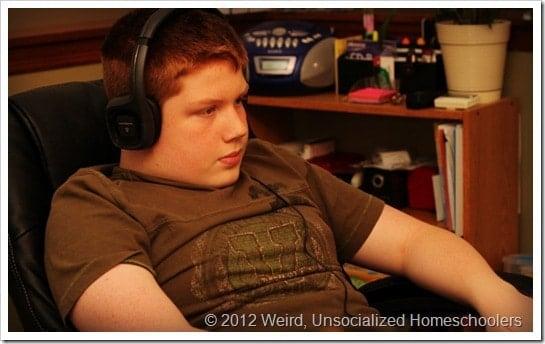 Josh Reading Horizons