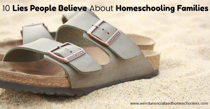 lies people believe about homeschooling