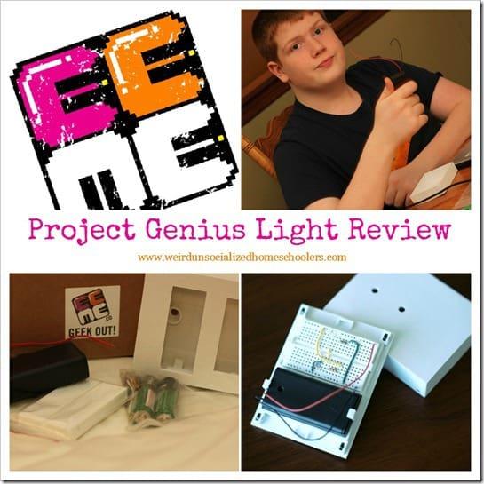 Project Genius Light Review