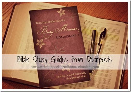 Doorposts - Bible Study