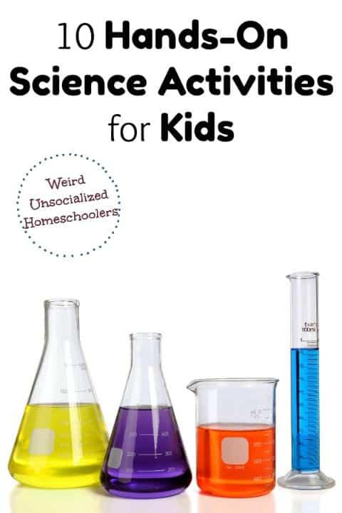 10 Hands-On Science Activities for Kids