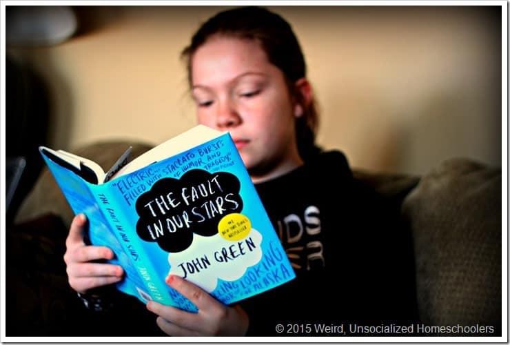 homeschool family book club