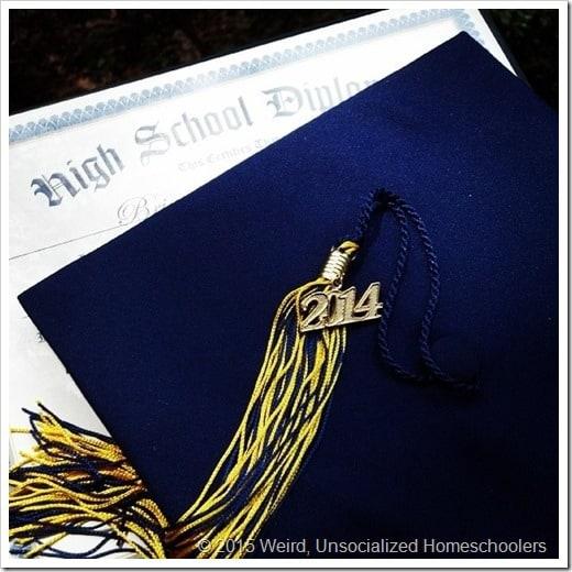 homeschool high school graduation tips