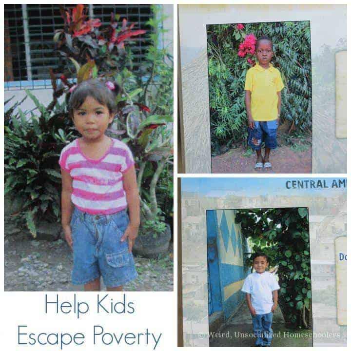 Help Kids Escape Poverty