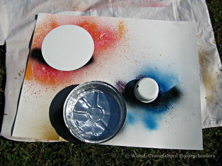 Painting Stars Step 4