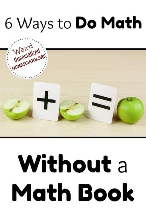 6 Ways to Do Math Without a Math Book