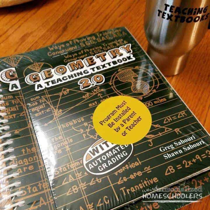 math for homeschoolers