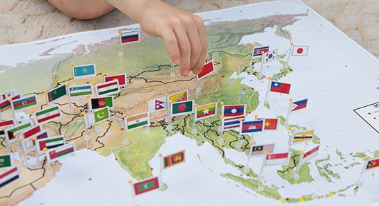 Hands-on Map Activities