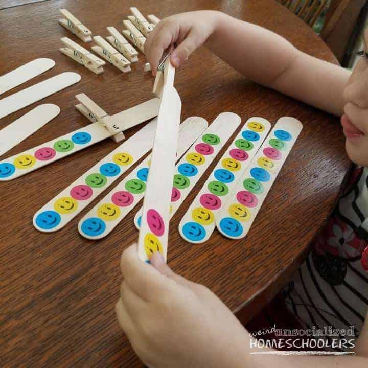 screen-free activities for preschoolers