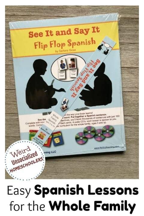 Flip Flop Spanish review