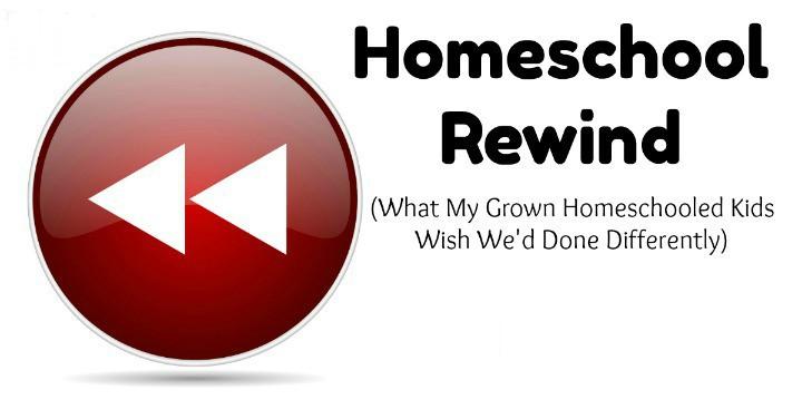 Homeschool Rewind