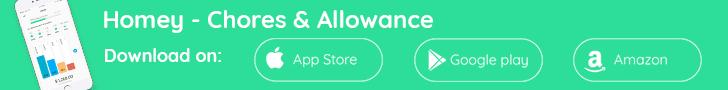 Homey Chores and Allowance App