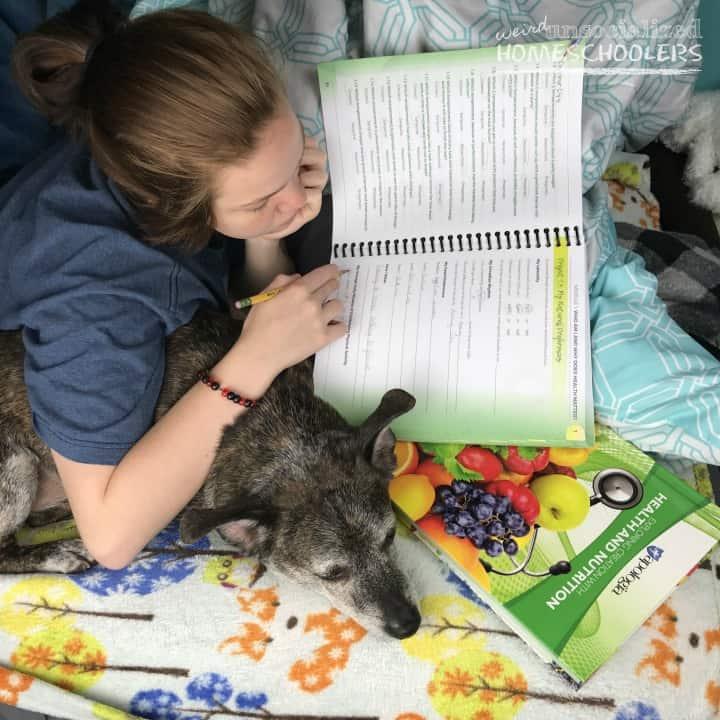 homeschool high school health curriculum