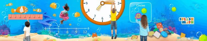 Splash Math Homeschool Program